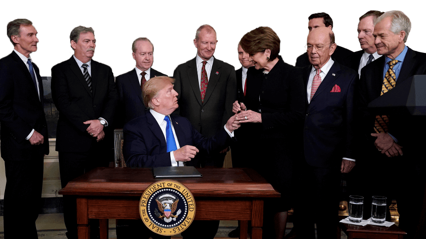 trump china trade agreement signing