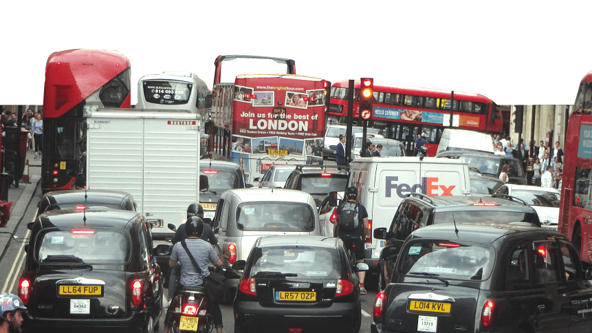 AI can solve the traffic problem for some of the world's most congested cities.