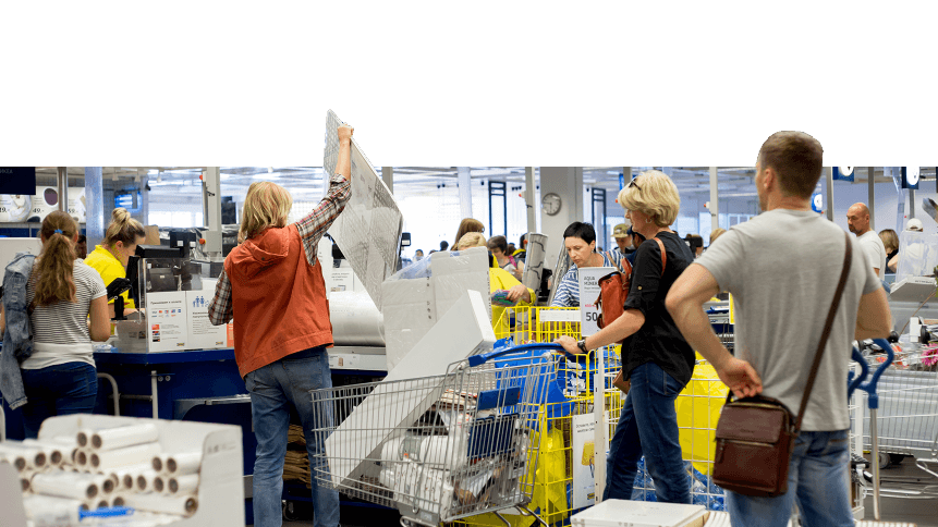 IKEA is leveraging technology to improve its business and operations.