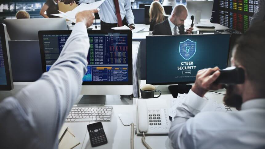 Cybersecurity is key in this day and age