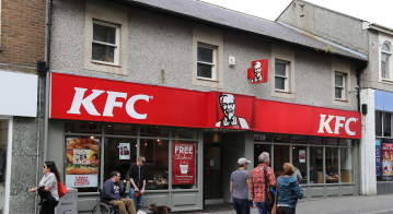 Can you discover the tech KFC is using when you step inside? Probably not.