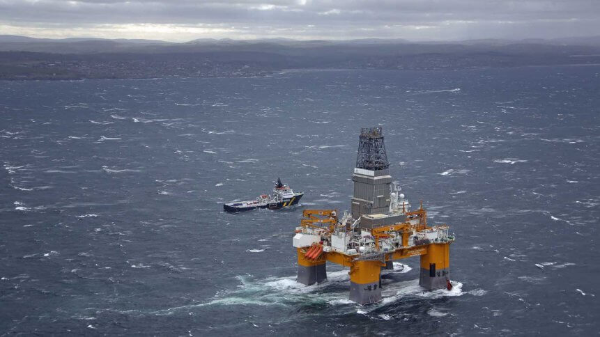 The Deepsea Aberdeen