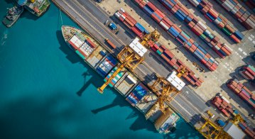 Global trade forging ahead with blockchain