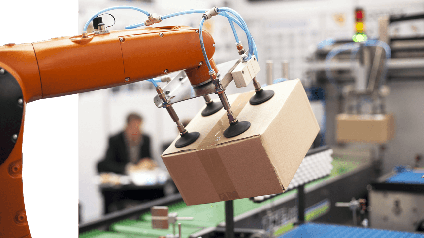 Warehouse automation is happening, but steadily.