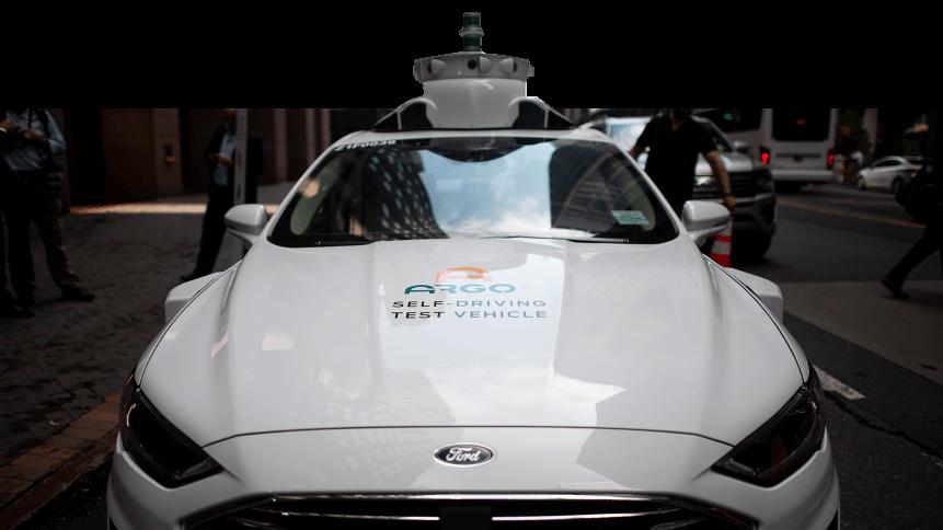 6G could provide next-gen networks for autonomous vehicles.