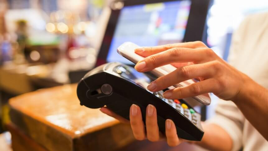 Cardless payments becoming the norm