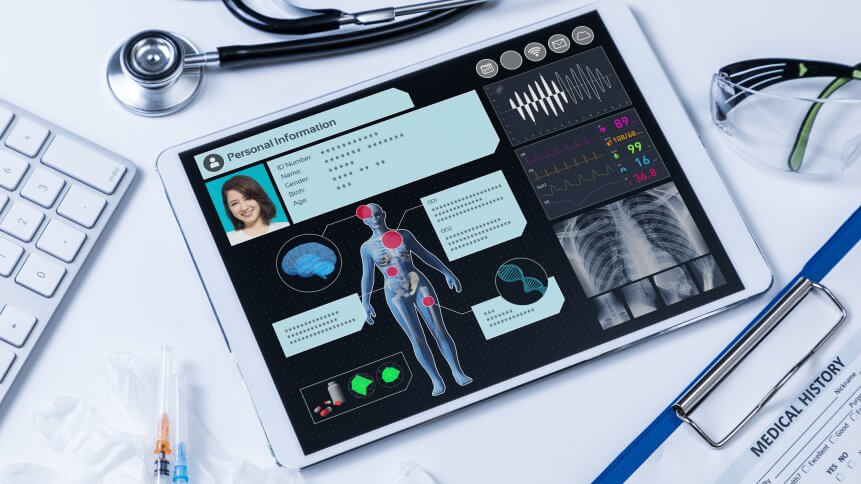 electronic records in healthcare