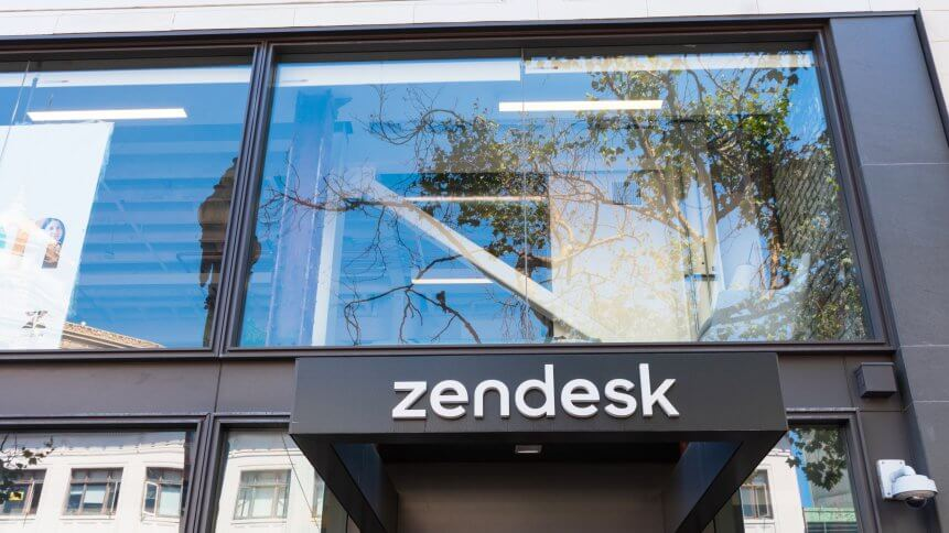Zendesk leads in SaaS-based customer service solutions.