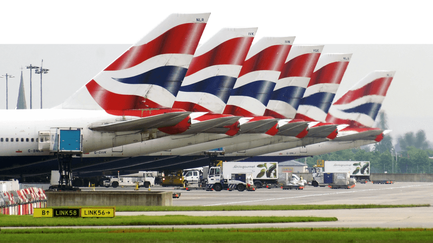 British Airways came under fire in 2019.