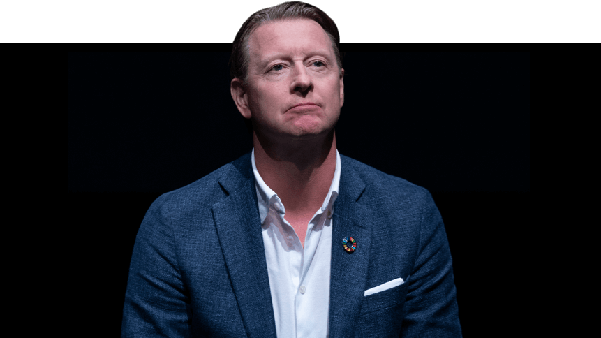 Hans Vestberg, CEO of Verizon Communications