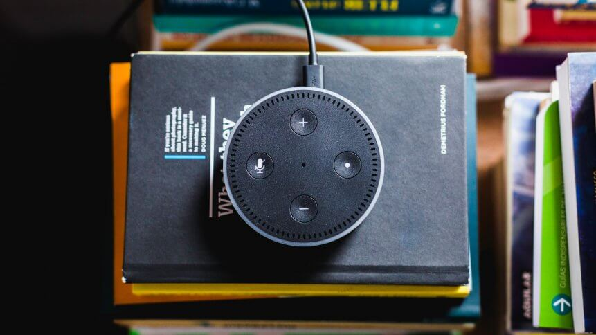 Voice-based home assistants are helping us cope with the pandemic. Source: Unsplash