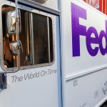 FedEx is on a route to digitize its business model. Source: Shutterstock
