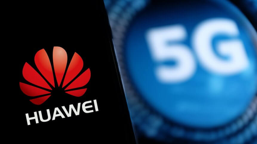 Huawei equipment is already in use in UK telecoms infrastructure