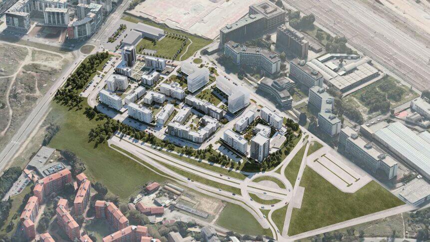 Planet Smart City's REDU development in Milan
