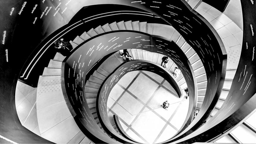 Oodi library in Helsinki