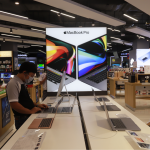 Studio7 shop in Central Plaza KhonKaen sales Macbook, iPhone, iMac, iPadpro, speakerphone for Apple products It is a premium reseller of Apple Inc in Thailand.