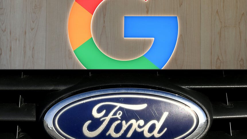 Ford vehicles first to be powered by Google's Android OS