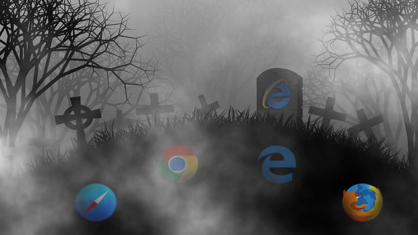 Thanks for the memories, Internet Explorer. Which web browsers are the best to replace it – especially in an enterprise environment?