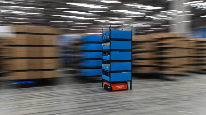 While the US leads the way in smart warehouses, Indonesia, Australia and the Philippines are catching up