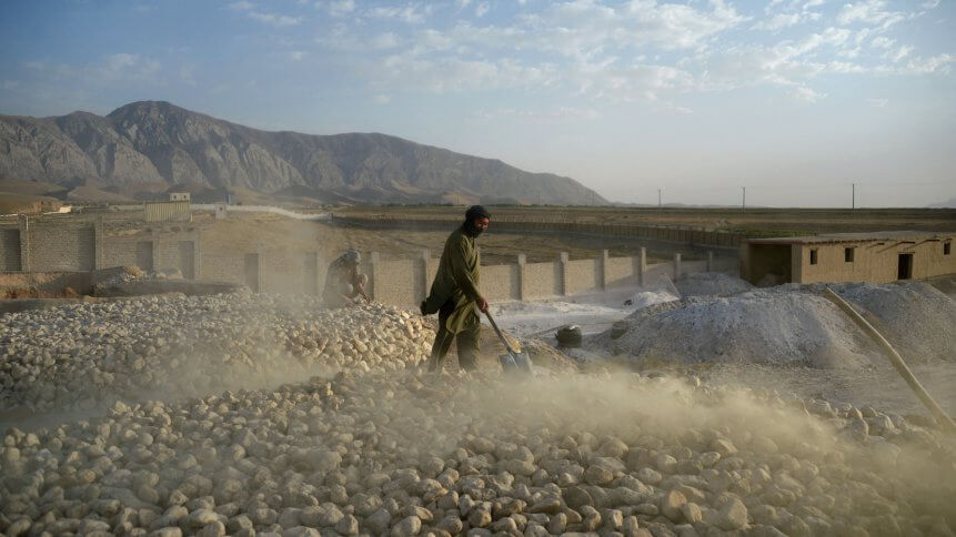 The world needs some of the Taliban's US$1 trillion worth of mineral deposits