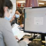 A new study from Entrust showed that 91% of employees are in favor of a hybrid work environment