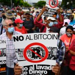 Most Salvadorans opposed the adoption of Bitcoin